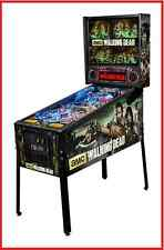 Stern The Walking Dead  Premium Edition Pinball Machine  Free Shipping New