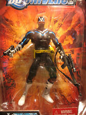 DC Mattel: THE VIGILANTE figure - RARE (batman/comic/teen titans/deathstroke)