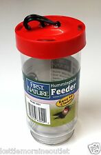 Replacement First Nature 16oz Plastic Bottle / Jar for Hummingbird Feeder #3051