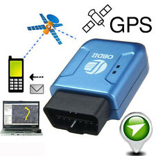 OBDII GPS GPRS Real Time Tracker Car Vehicle Truck Tracking System Geo-fence XM