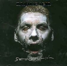 "Rammstein : Sehnsucht CD, 1997, Motor Music,German Import, ""Du Hast"""