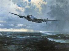 Gerald Coulson - End of an Era - Aviation Art - Shackleton