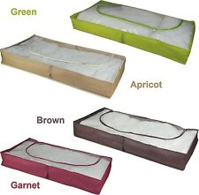 1 PCS Bedding Storage Bag &Underbed Clothes Bag 4  Colorful