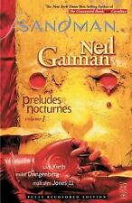 The Sandman: Preludes and Nocturnes Vol. 1 by Neil Gaiman (2010, Paperback, New