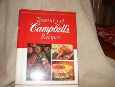 Treasury of Campbell's Recipes Cookbook by Outlet Book Co. Staff & Random House