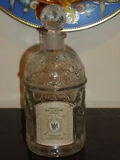 "VINTAGE GUERLAIN IMPERIALE BOTTLE 7 3/4"" - 1 Pint"