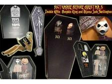 Jun Planning Nightmare Before Christmas Pajama Jack & Pumpkin King Coffin Box