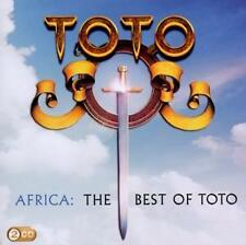 TOTO - Africa: The Best of Toto -- 2 CD  NEU & OVP