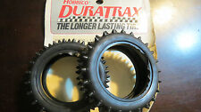 Kyosho Tamiya Marui Associated RC10 1.9 Front Spike Tires Duratrax 5011 VINTAGE