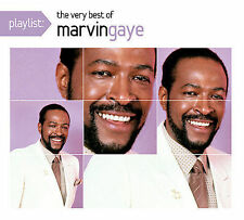 Playlist:The Very Best of Marvin Gaye (Eco-Friendly Packaging) Marvin Gaye MUSIC