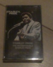 Charley Pride The Incomparable Charley Pride Cassette