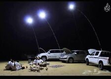 5M Telescopic Rod Car Repair LED Lantern Camping Lamp Night photography Light