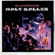 (EO652) Thao & The Get Down Stay Down, Holy Roller - 2012 DJ CD