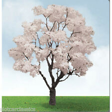 "JTT SCENERY 92321 PRO-ELITE BLOSSOM CHERRY TREE  3""-3.5"" HO-SCALE 2 P/K"