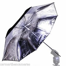 Interfit Strobies ProFlash Silver/Black Umbrella STR213