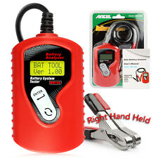 New Ancel BA100 Auto Vehicle12V Digital Battery Analyzer Tester Checker 1700CCA