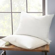 100% Premium Down Feather Pillow 2 Pack - Hotel Quality