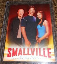 Smallville Season 3 SM3-1 Promo Trading Card