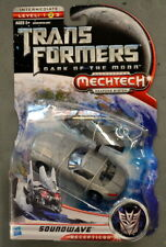 Transformers Dark of the Moon #32349 Mechtech Decepticon Soundwave - MOSC NEW