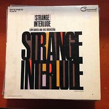 Lew Davies & Orch-strange Interlude-lp-command-829