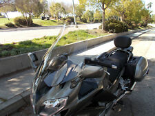 "2013 and up Yamaha FJR 1300 Dark Tint 23"" Tall WINDSHIELD Custom Made in USA"