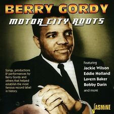 MOTOR CITY ROOTS - JACKIE WILSON, AL KENT, SOLITAIRES, KENNY MARTIN - CD NEU