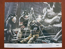 ALIEN (1979) 8 Original US 11x14 Lobby Cards Ridley Scott Sigourney Weaver