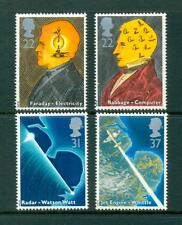 GB 1991 Scientific Achievements set. Mint MNH. One postage for multi buys.