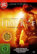 FIREPROOF (2009 Special Edition) Kirk Cameron -  DVD - PAL Region 2 - New
