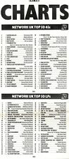 31/10/92PGN52 NME CHARTS PAGE : TASMIN ARCHER WAS NO.1