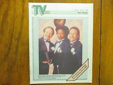 May 6, 1990 Minneapolis Star Tribune TV Week Mag(ROBIN  WILLIAMS/WHOOPI GOLDBERG