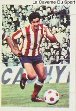 N°360 # ESPANA ATLETICO MADRID STICKER AGEDUCATIF FOOTBALL 1977