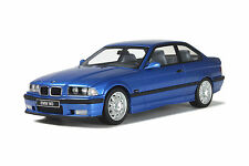 1:18 Otto Mobile bmw e36 m3 3.2 estoril metalizado azul ot625 Otto new models