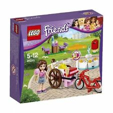 41030 OLIVIA'S ICE CREAM BIKE lego friends set NEW legos sealed box