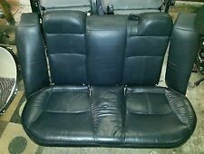 01-05 Acura EL Honda civic rear leather seat,es1,es2,em1,em2,si,domani.