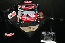 Quartzo 1:43 Ferrari 312 T2 Regazzoni Belgium GP #4068