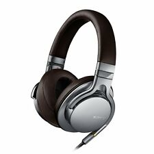 SONY MDR-1A SILVER Premium High-Resolution Audio Headphones Original / Brand New