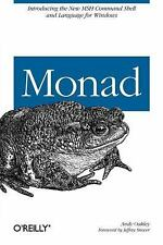 NEW - Monad (AKA PowerShell): Introducing the MSH Command Shell and Language
