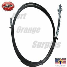 "77.5"" Rear Brake Cable Gy6 50cc 150cc Scooter Moped Roketa Taotao Sunl"