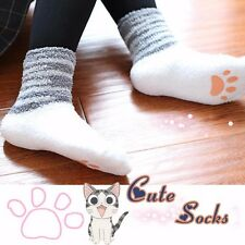 Chi's Sweet Home Cat Cosplay Winter Warm Ankle-High Microfiber Socks Lovely Gir