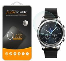 Supershieldz® Tempered Glass Screen Protector For Samsung Gear S3 Classic