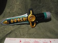 Power Rangers Green Ranger Dragon Dagger Dragonzord Sword Morpher Cosplay 2009