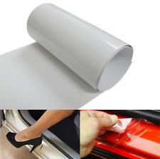 Car Door Sill/Edge Paint Protection Vinyl Trim Sheet Anti-Scratch 20×200cm Clear