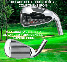 S550 TAYLOR FIT MADE FACE SLOT THIN ILLEGAL DISTANCE HOT FACE (8) IRON HEAD SET