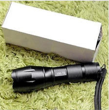 Zoomable Beam Flashlight TACTICAL Tough Grade LED Flashlight 5 Modes