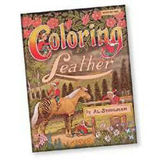 Coloring Leather Book By Al Stohlman Tandy Leather 61942-00