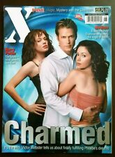 XPOSÉ Magazine #98 and 99 and Xposé Special #31 - Charmed Lot of 3 Magazines
