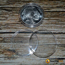 10 Direct Fit Coin Capsules For ROUNDS 39mm