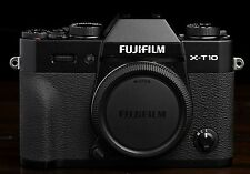 Fujifilm X Series X-T10 Black Body New in Box