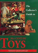 20th Century Collectible Toys - Dolls Bears Trains Die-Cast T.V. Etc. / Book